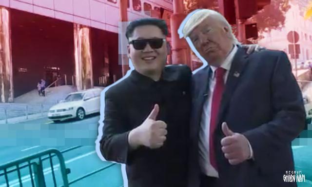 Трамп признался, что «влюблен» в Ким Чен Ына