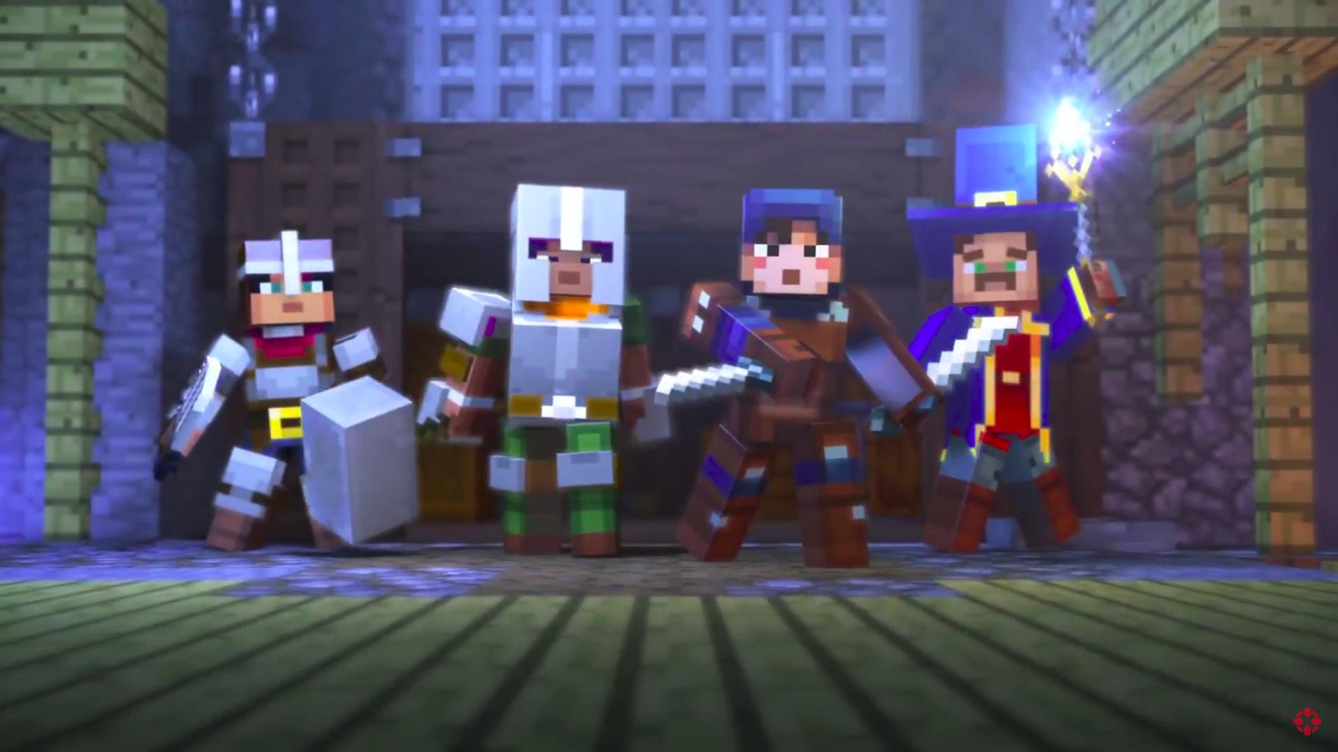 компания Mojang анонсировала новую игру во вселенной Minecraft иа