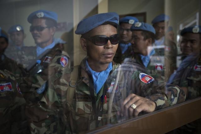 МИД Судана призвал удвоить группировку ООН в Южном Судане