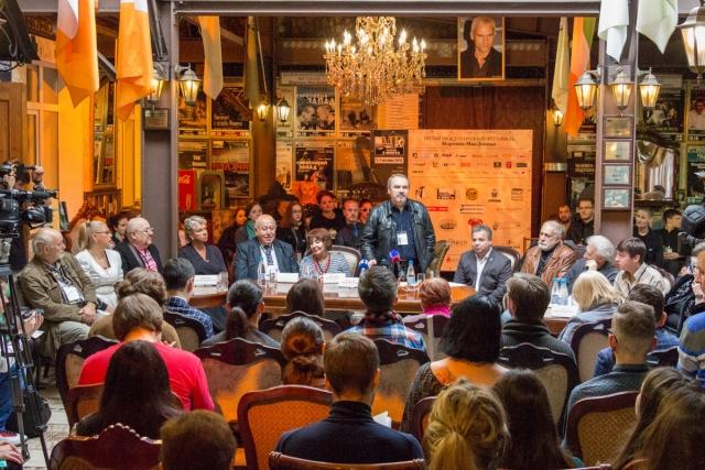 В Перми открылся Третий международный фестиваль Мартина Макдонаха