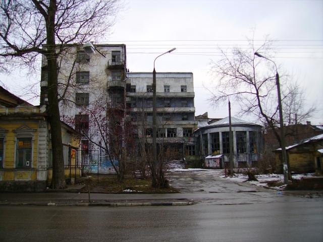 Дом-коммуна «Дом чекиста»
