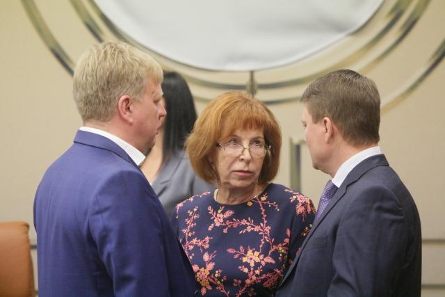 Горсовет Красноярска определился с председателем