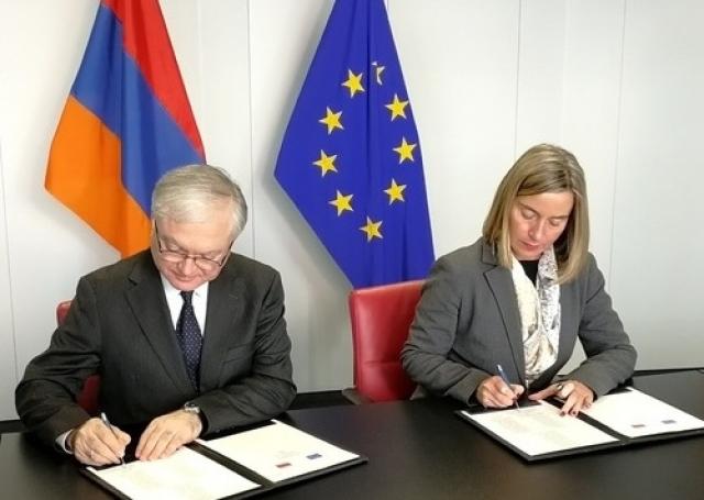 Подписание соглашения о всеобъемлющем и расширенном партнерстве