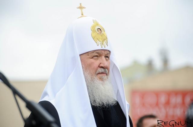 Патриарх Кирилл направил письма главам поместных церквей