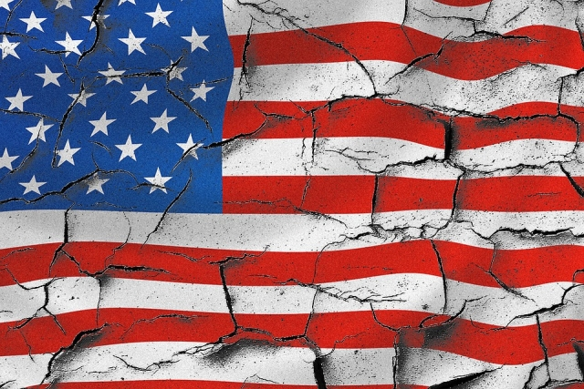 Разногласия в США — сильнее лишь в Гражданскую войну?