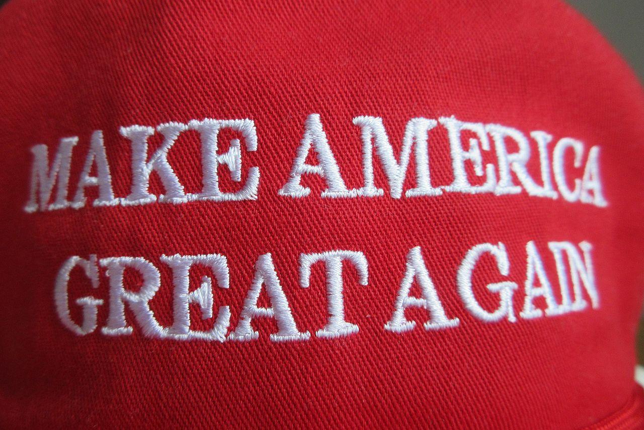 Сделаем Америку снова великой