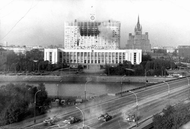 Государственный переворот в России в октябре-1993: кто убил? зачем убил?