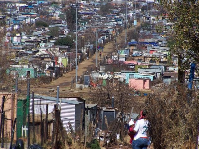 Соуэто, Йоханнесбург