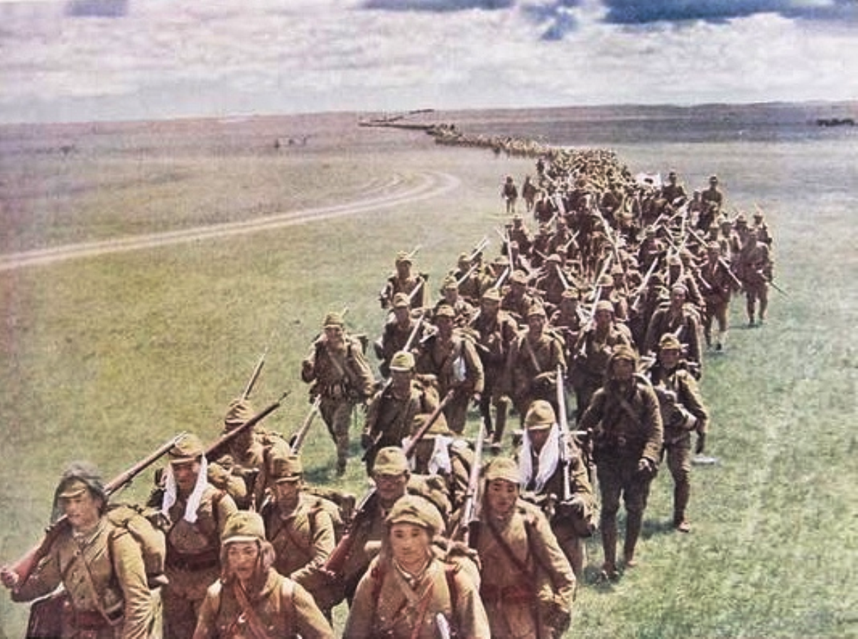 Манёвры Квантунской армии