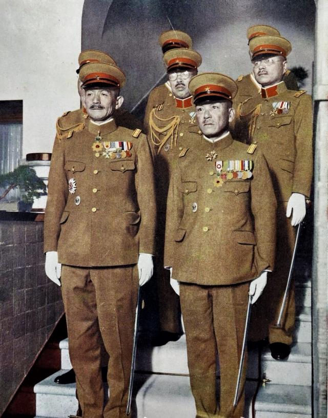Генералитет Квантунской армии