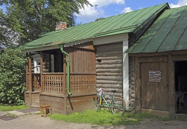 На родине Есенина в Рязанской области построят гостиницу
