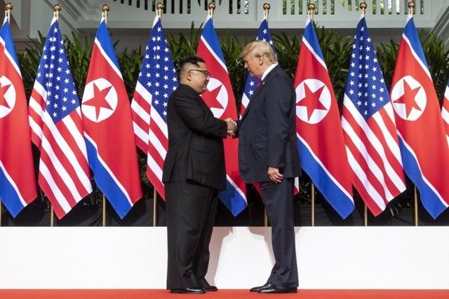 Помпео надеется согласовать с Ким Чен Ыном место и время встречи с Трампом