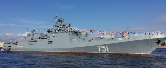 Новые фрегаты Черноморского флота будут заменены малыми ракетными кораблями