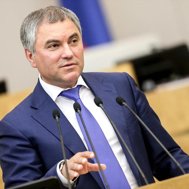 Володин готовится к прорыву на фронте межпарламентской дипломатии