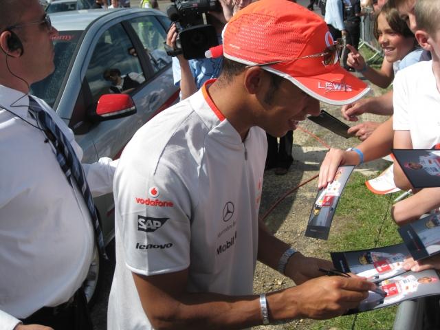 Льюис Хэмилтон выиграл квалификацию «Формулы-1» гран-при Японии