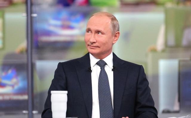 Президенту Российской Федерации Владимиру Путину исполнилось 66 лет