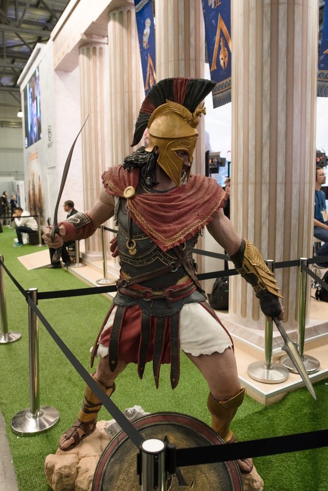 Стенд Assassins Creed: Odyssey