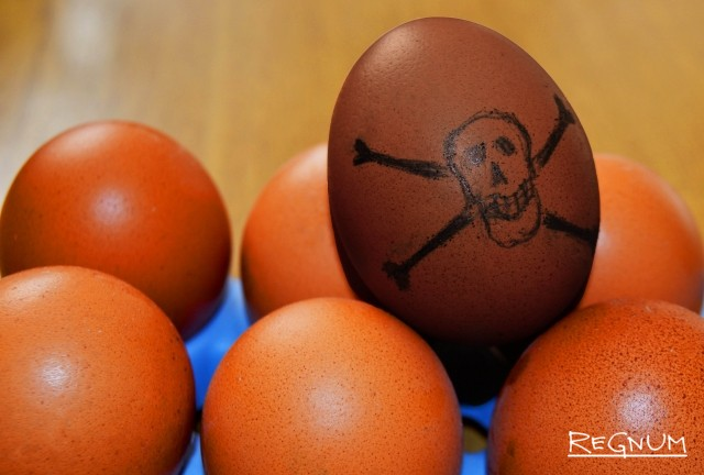 Киргизия запретила ввоз мяса птицы и яиц из Казахстана