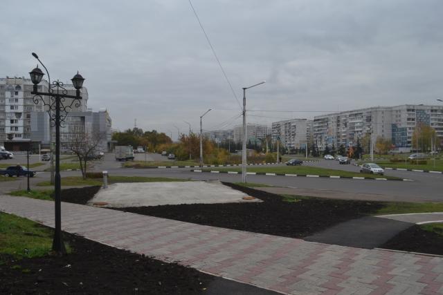 СГК завершила благоустройство теплосетей в Новокузнецке