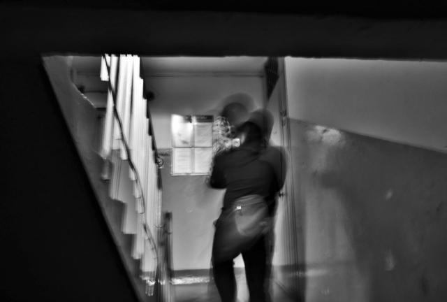 Ира живет на пятом этаже в доме без лифта. Смоленск