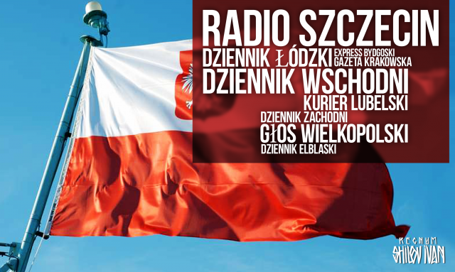 Американские солдаты бьют поляков уже в самой Польше