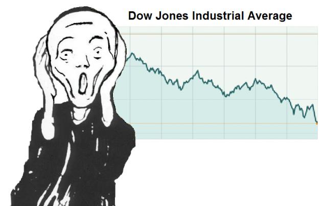 Уолл-стрит: Dow Jones упал, Nasdaq закончил с нулем