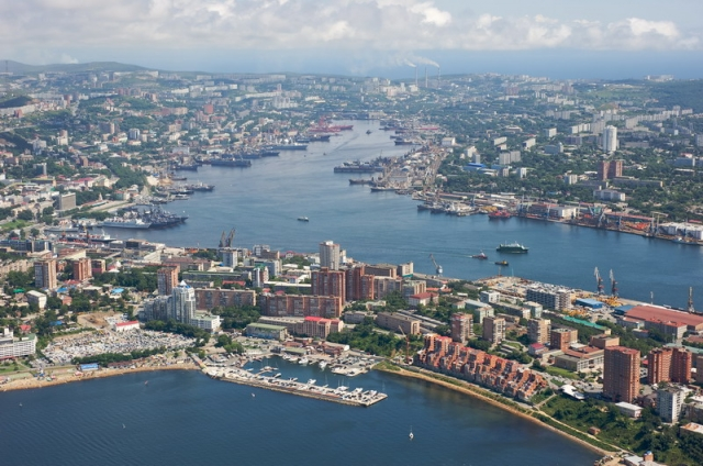 Полпред Трутнев поддержал идею о переносе столицы ДФО во Владивосток