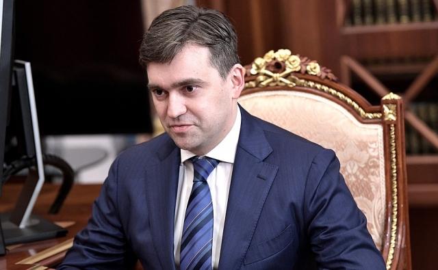 Станислав Воскресенский вступил в должность губернатора Ивановской области