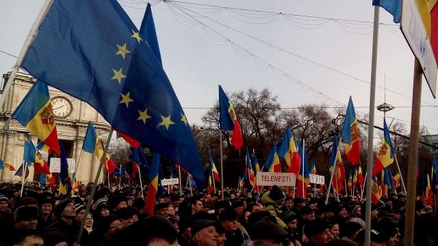 Протесты в Молдавии (2015—2016)