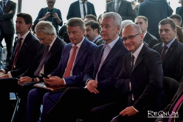 Наставники конкурса «Лидеры России»