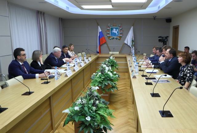 В Томской области «перезагрузят» стратегию развития региона