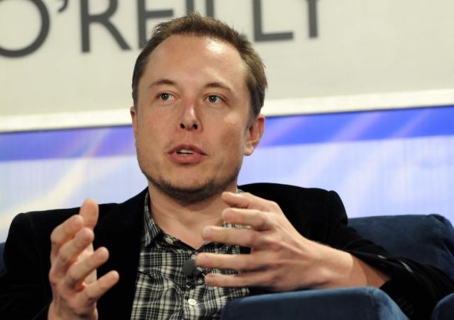 Маск опроверг данные FT о кандидате на его должность в Tesla