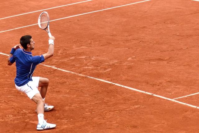 Джокович обыграл Чеккинато на турнире в Шанхае