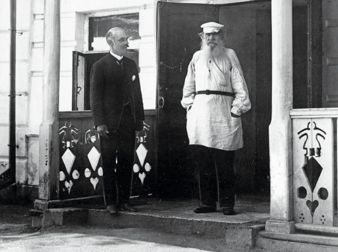 Карл Булла и Лев Толстой