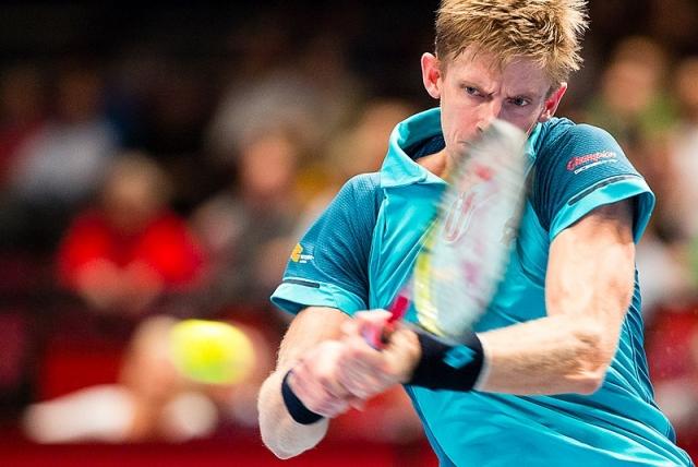 Кевин Андерсон вышел в четвертьфинал турнира в Шанхае