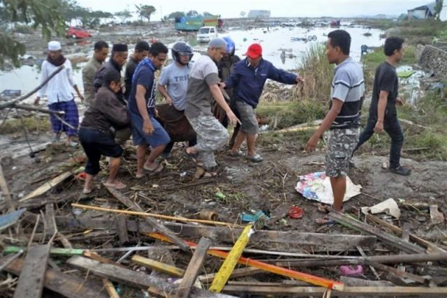 Палестина поможет Индонезии в реконструкции пострадавших от цунами районов