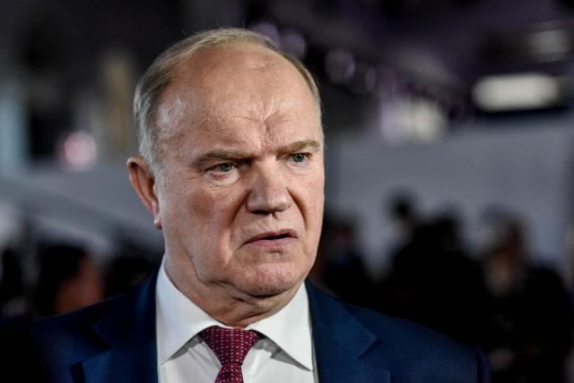 Зюганов просит Путина и Чайку вмешаться в ситуацию с выборами в Хакасии