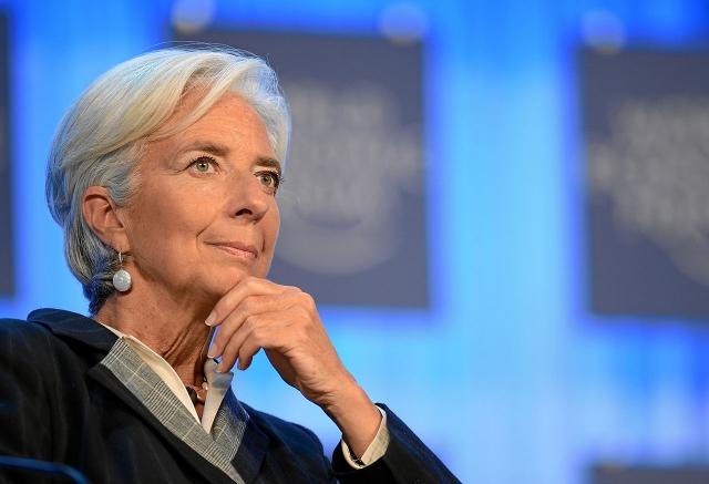 Глава МВФ Кристин Лагард призвала прекратить торговые войны в мире