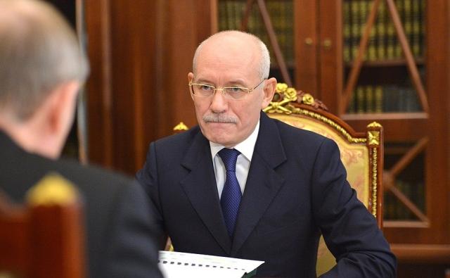 Рустэм Хамитов уходит с поста главы Башкирии