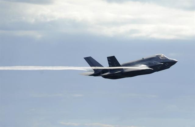 ВВС США запретили полеты истребителей F-35 после крушения в Южной Каролине