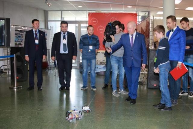 В Калуге открылся 4-й технофестиваль «Земля — Луна, Калуга – Марс»