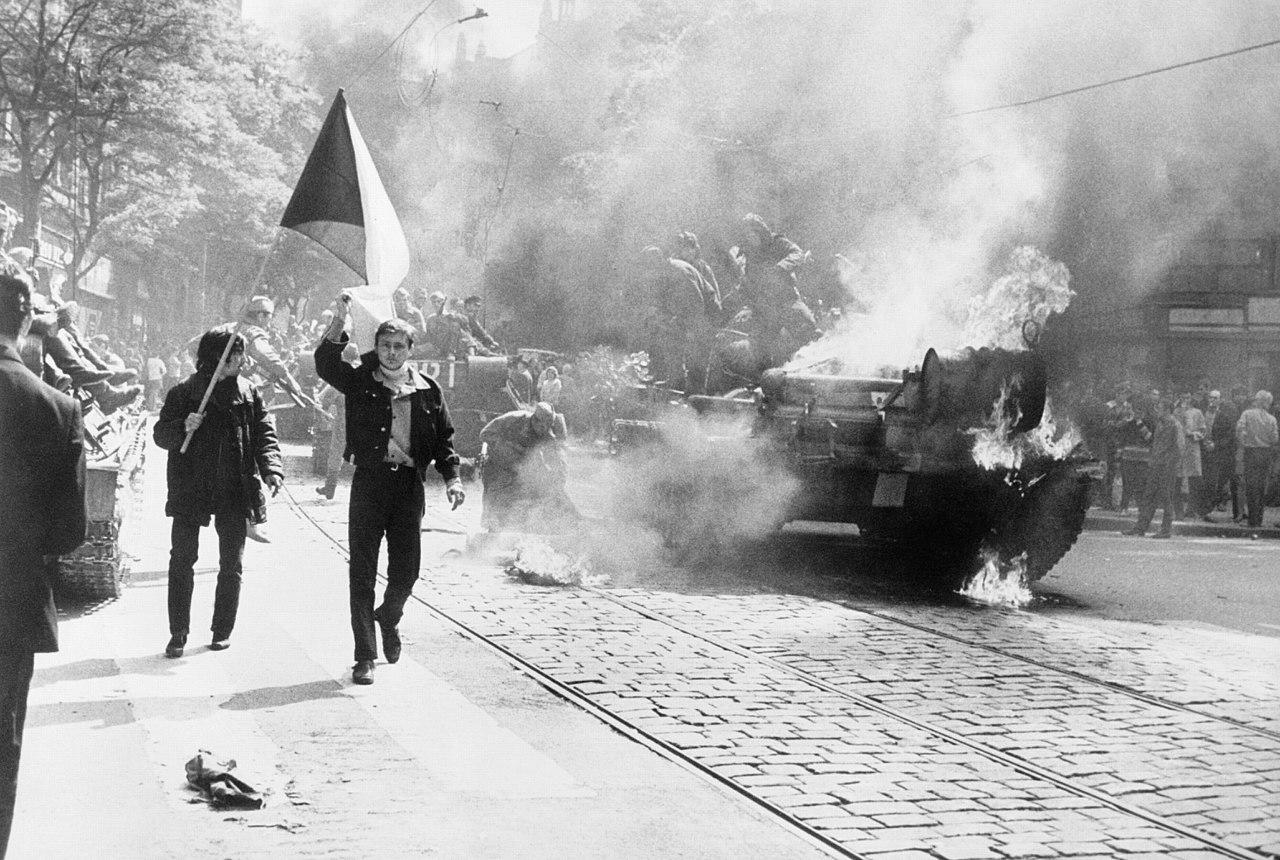Чехословакия 1968 года