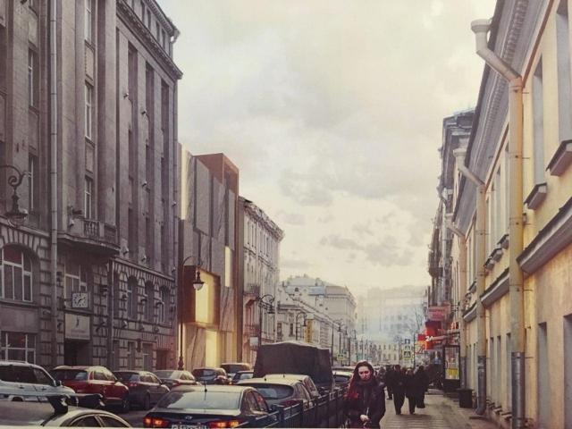 Проект нового здания Музея Ф.М. Достоевского (архитектурная мастерская Евгения Герасимова)