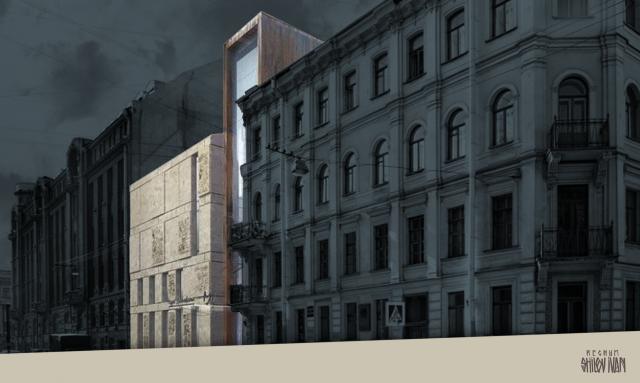 Куб преткновения: Дом Достоевского как игра с новизной