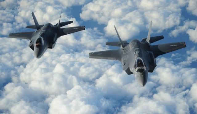 Израиль останавливает полеты истребителей F-35 вслед за США