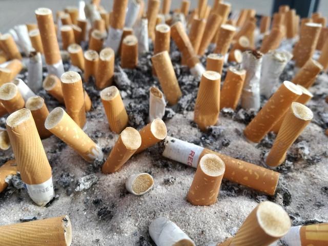 Уральская таможня изъяла полторы тонны безакцизных сигарет