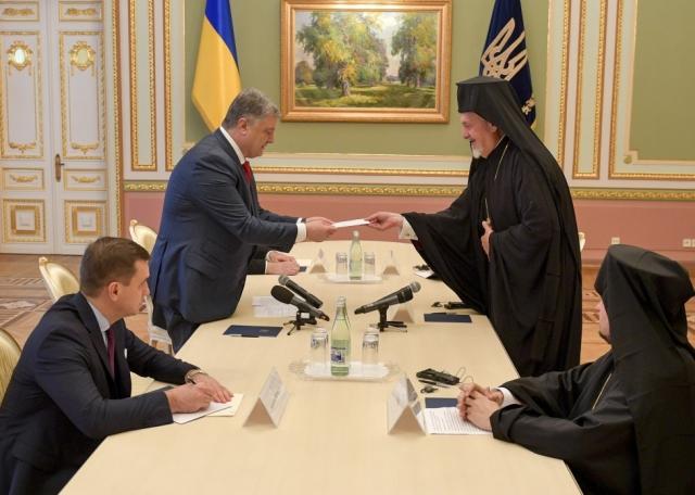 РПЦ: Действия Константинополя по Украине ведут к разрыву с Москвой