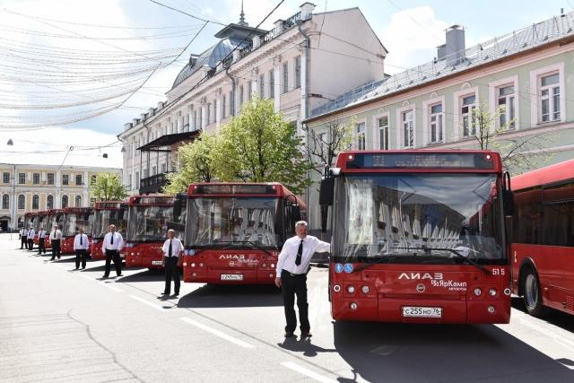 Новый глава Ярославля заинтересовался общественным транспортом