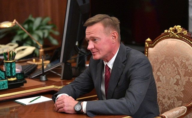 В Курск едет «губернатор-тяжеловес»