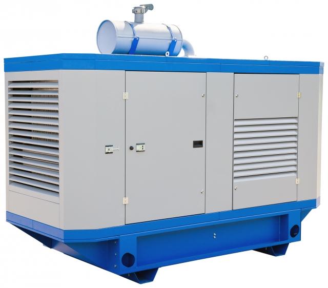 ЯМЗ разработал новую линейку дизель-генераторных установок
